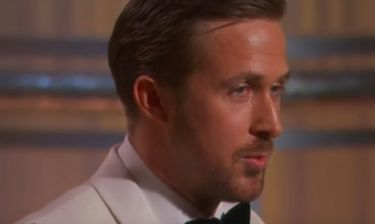 Ryan Gosling: Ο λόγος του στις Χρυσές Σφαίρες που συγκίνησε