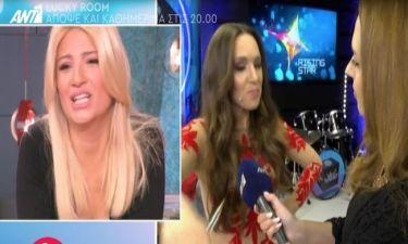 Καλομοίρα: Η πικρία της για τα αρνητικά σχόλια για τα ελληνικά της