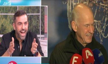 Γιώργος Παπανδρέου: Τι είπε για τη selfie με την Καινούργιου στο γυμναστήριο