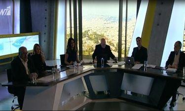 Στο σκοτάδι το Καλημέρα Ελλάδα - Τι συνέβη στην εκπομπή του Παπαδάκη;