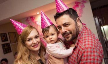 Γιώργος Χειμωνέτος-Εύα Μουρτζάκη: Γάμος μετά το... πέμπτο παιδί!