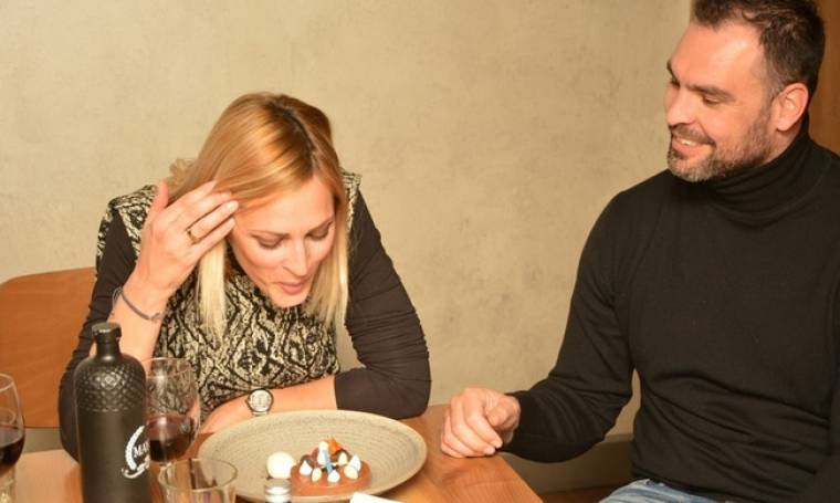 Πάρτυ γενεθλίων για την ερωτευμένη Δήμητρα Κωστάκη