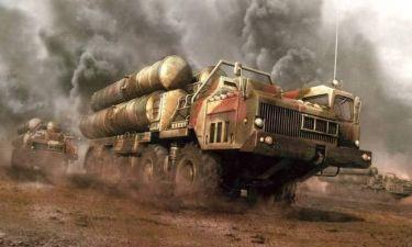 Συναγερμός στη Ρωσία: Γέμισε η Μόσχα με πυραύλους S-400 (Vid)