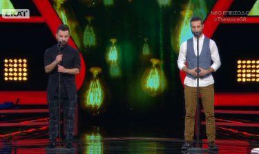 «The Voice»: Σε δύσκολη θέση ο Κωστής Μαραβέγιας: «Με συγκινήσατε…»