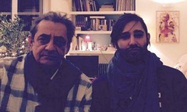 Γιώργος Καφετζόπουλος: Η συγκινητική αναφορά στον πατέρα του, Αντώνη