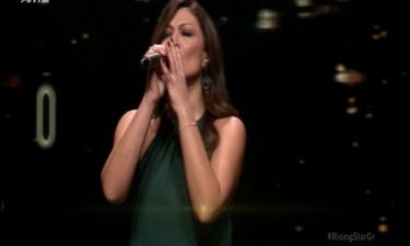 «Rising star»: Η ψυχολόγος «ξεκλείδωσε» τις ψυχές με τη φωνή της και αποθεώθηκε από τους κριτές