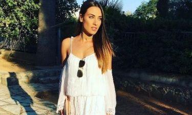 Τζώρτζια Παναγή: «Ε ναι... είμαι και ρομαντική»