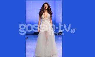 Η Ειρήνη Παπαδοπούλου ντύθηκε νύφη για λογαριασμό της Kathy Heyndels