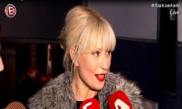 Μαρία Μπακοδήμου: Επιστρέφει στην TV; - Τι δήλωσε on camera