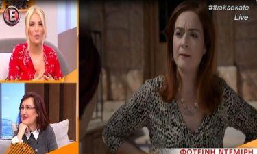 Καινούργιου:Δεν γνώριζε πως η καλεσμένη της Ντεμίρη είναι 22 χρόνια παντρεμένη με τον Γρηγορόπουλο