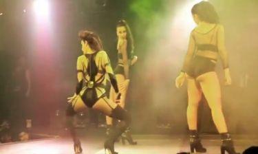 Το καυτό χορευτικό της Ελένης Φουρέιρα στο instagram