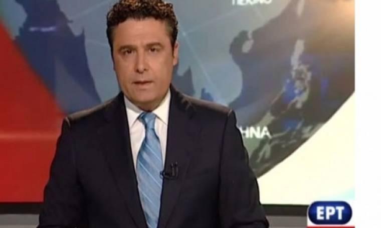 ΕΡΤ: Τέλος για Αλαφογιώργο από το κεντρικό δελτίο ειδήσεων! Ποιος παίρνει τη θέση του;