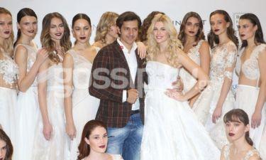 Όσα έγιναν στο fashion show του σχεδιαστή Stylianos