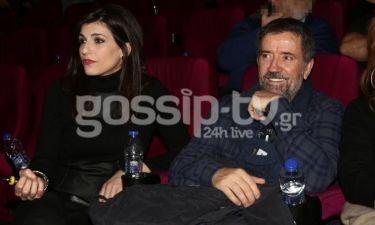 Στο σινεμά Παπαδόπουλος-Κοτσαηλίδου