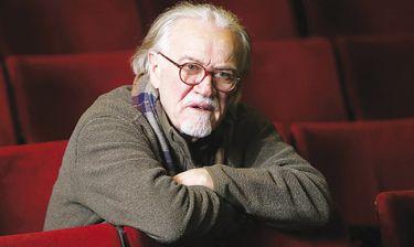"""Παντελής Παπαδόπουλος: """"Η τέχνη δεν είναι χόμπι, πρέπει να είναι δουλειά"""""""
