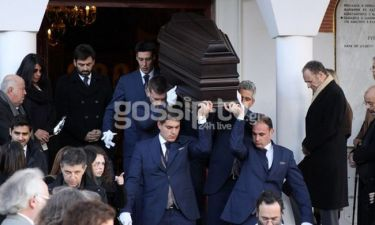 Ράκος ο «άγνωστος» γιος του Μάρδα στη κηδεία του πατέρα του
