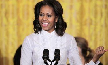 Michelle Obama: Ποζάρει στον Λευκό Οίκο για τελευταία φορά την ημέρα των γενεθλίων της