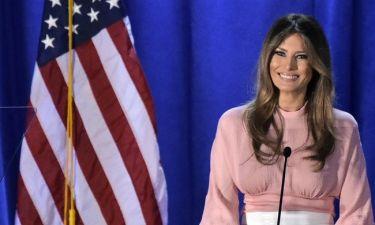 Melania Trump: Βρέθηκαν οι σχεδιαστές που θα ντύνουν την Πρώτη Κυρία των ΗΠΑ