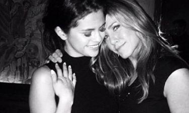 Η Jennifer Aniston στο πλευρό της Selena Gomez! Αυτή είναι η συμβουλή που της έδωσε