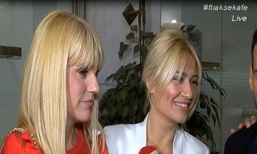 Η αμηχανία της Φαίης Σκορδά: Η αναφορά στον Λιάγκα και η... αποχώρησή της