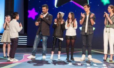«Junior Music Stars»:Τα παιδιά διαγωνίζονται σε βραβευμένα τραγούδια