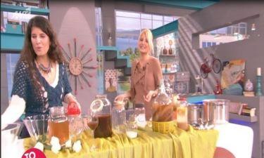 Έκπληκτη η Σκορδά! Δε θα πιστεύετε ποιος μπήκε στο πλατό  του πρωινού και τι έκανε!