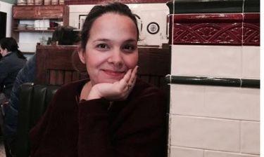 Η Ελιάνα Χρυσικοπούλου ταξίδεψε στη Ρώμη στον 8ο μήνα της εγκυμοσύνης