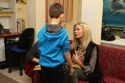 Η Ζέτα Μακρυπούλια και η Μαρία Καβογιάννη στο «Χαμόγελο του παιδιού»