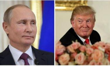 Έτοιμος να συναντηθεί με τον Τραμπ δηλώνει ο Πούτιν