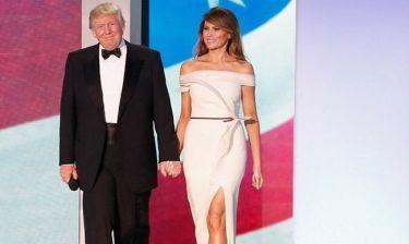 Πιο εντυπωσιακή από ποτέ! Η Πρώτη Κυρία των ΗΠΑ μάγεψε με την εμφάνιση της στον χορό της ορκομωσίας