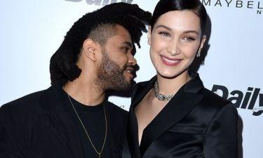 Σαν δύο ξένοι! Bella Hadid και Weeknd δεν λένε ούτε «γειά»