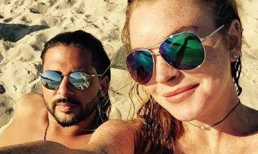 Ντένης Παπαγεωργίου για την σχέση του με την Lohan: «Με κούρασε…»