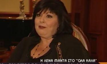 Συγκλονίζει η Λένα Μαντά για τον σύζυγό της:«Δεν τον προλάβαμε στο παρά πέντε, αλλά στο και πέντε»