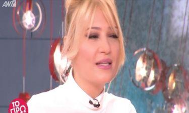 Σκορδά: «Mαζεύω, μαζεύω... όταν είσαι με κάποιον είσαι 100%, εάν κάνεις κάτι άλλο δεν είσαι»