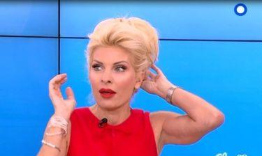 Τι έκανε η Ελένη Μενεγάκη on air και τα πήρε ο συνεργάτης της