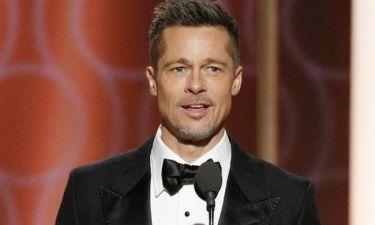Αυτό κι αν είναι αστείο! Μόνο με τη συγκεκριμένη star δεν θα πιστεύαμε ότι βγαίνει ο Brad Pitt