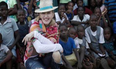 Madonna: Διαψεύδει πως πήγε στο Μαλάουι για να υιοθετήσει δυο παιδάκια