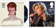 Ο David Bowie έγινε γραμματόσημο