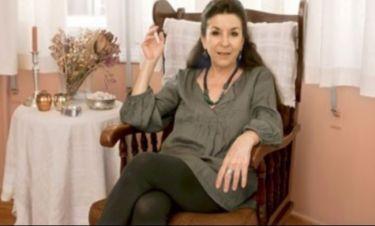 Νένα Μεντή: «Πέρασα τα 70 και ήδη δουλεύω 50 χρόνια»