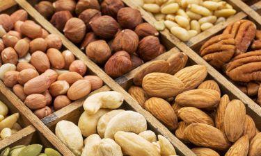 Με ποιους ξηρούς καρπούς θα ρίξετε την «κακή» χοληστερόλη