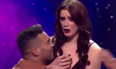 Eurovision: Της ανακοίνωσαν πως θα εκπροσωπήσει τη χώρα της και εκείνη… κατέρρευσε!