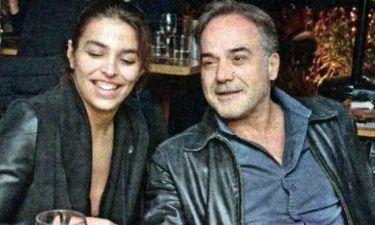 Παύλος Ευαγγελόπουλος: Έξοδος με την κατά 31 χρόνια νεότερη σύντροφό του