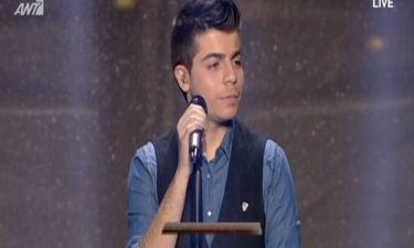 «Rising star»: Ο νεαρός Κρητικός δεν κέρδισε το κοινό αλλά ούτε και τους κριτές