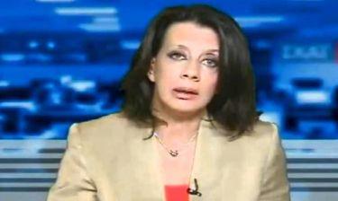 Κατερίνα Ακριβοπούλου: Στο «τιμόνι» της εκπομπής «Αίθουσα σύνταξης» στην ΕΡΤ1