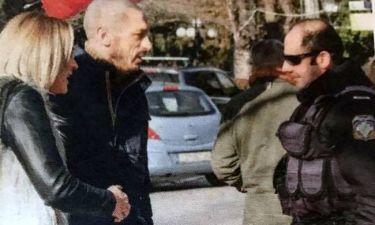 Μπρούνο Τσιρίλο-Έλενα Ασημακοπούλου: Τι συνέβη και ήρθαν... τετ α τετ με αστυνομικό;