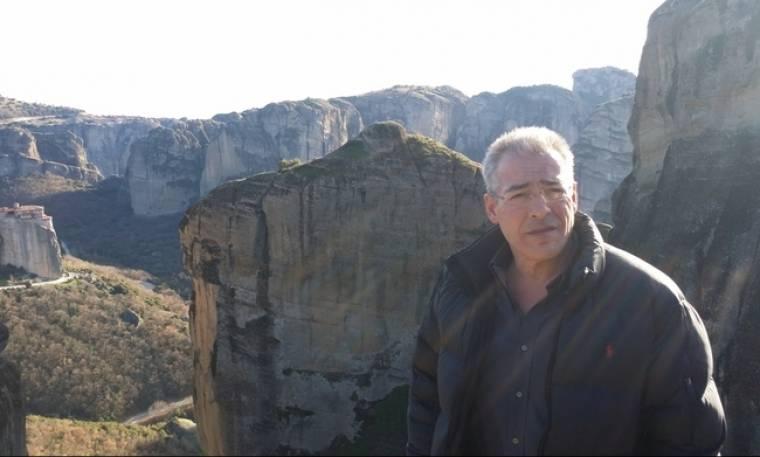 «60' Ελλάδα»: Στα Μετέωρα ο Μάνεσης