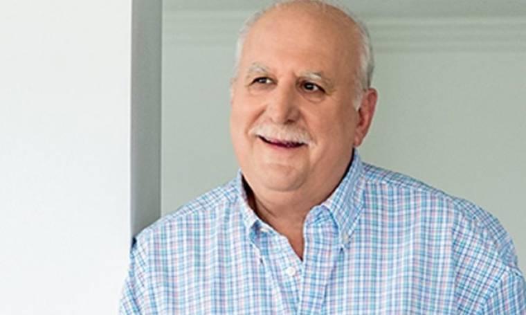 Γιώργος Παπαδάκης: «Ακόμα δεν το έχω συνειδητοποιήσει ότι δεν υπάρχει το Μεγάλο Κανάλι»