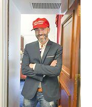 Βαλάντης: «Είχα χειραψία με τον Ντόναλντ Τραμπ»