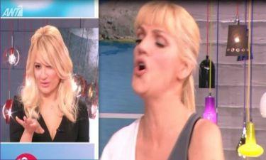 Χαμός στο Πρωινό! Φαίη Σκορδά: «Κλείστε το μικρόφωνο στη Σταμάτη τώρα»!
