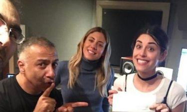 Demy: Οι προετοιμασίες για την Eurovision. Μέχρι τα ξημερώματα στο στούντιο